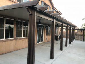Aluminum Patio Covers Patio Rooms Amp Patio Enclosures In